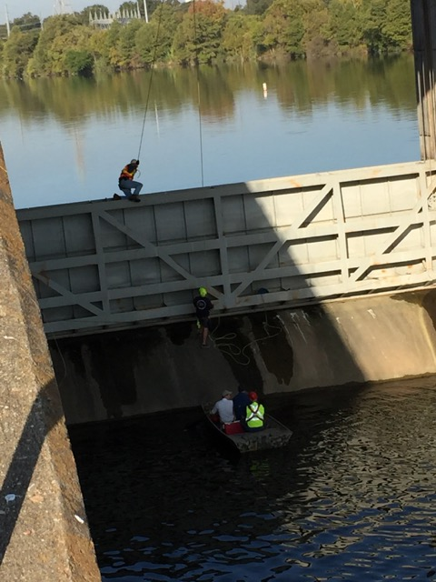 Dam Rescue/Stand-by