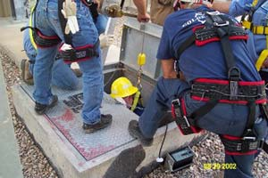 OSHA Compliance Training for Confined Space Rescue
